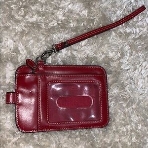 Lodis cards keys and coin pouch